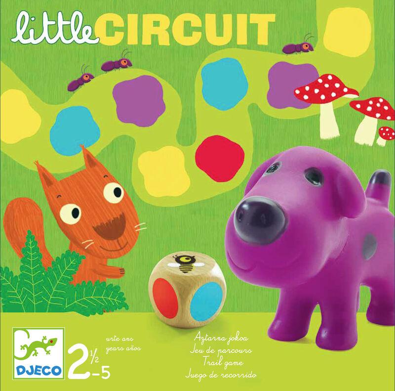 Little Circuit (euskaraz Ere) R: 38550e -