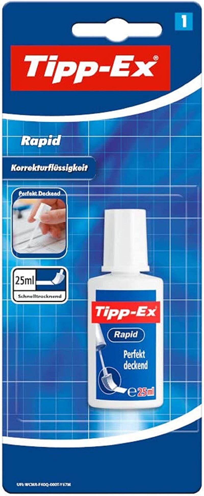 BLISTER TIPP EX RAPID BL1 EFSP EU - 8871592