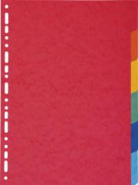 SEP. CART. A4 6 POS R: 2006E
