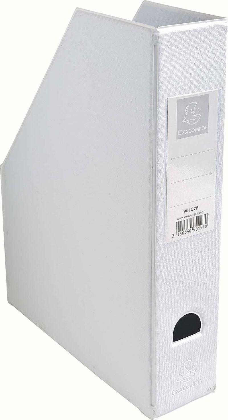 REVISTERO BLANCO PVC LOMO 70MM R: 90157E