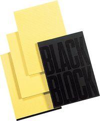 BLACK BLOCK A4 CUADRICULADO REF: 5700