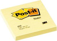 PAQ / 12 TACO NOTAS POST-IT 654 76X76 R: 654