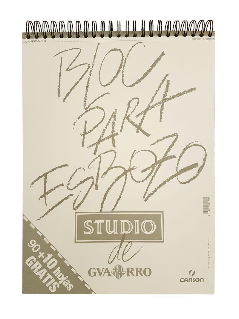 Bloc Esbozo A4 90gr 90h + 10h R: 200005600 -