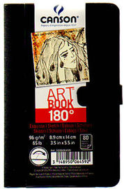 BLOC ARTBOOK 8, 9x14 80H 180º 96gr R: 200006459