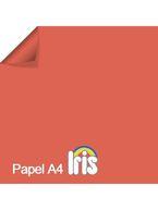 PAQ / 100H A4 IRIS 80GR TOMATE R: 400032525
