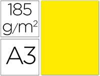 PAQ / 50 CART. IRIS A3 AMARILLO FLUOR 235GR R: 200040816