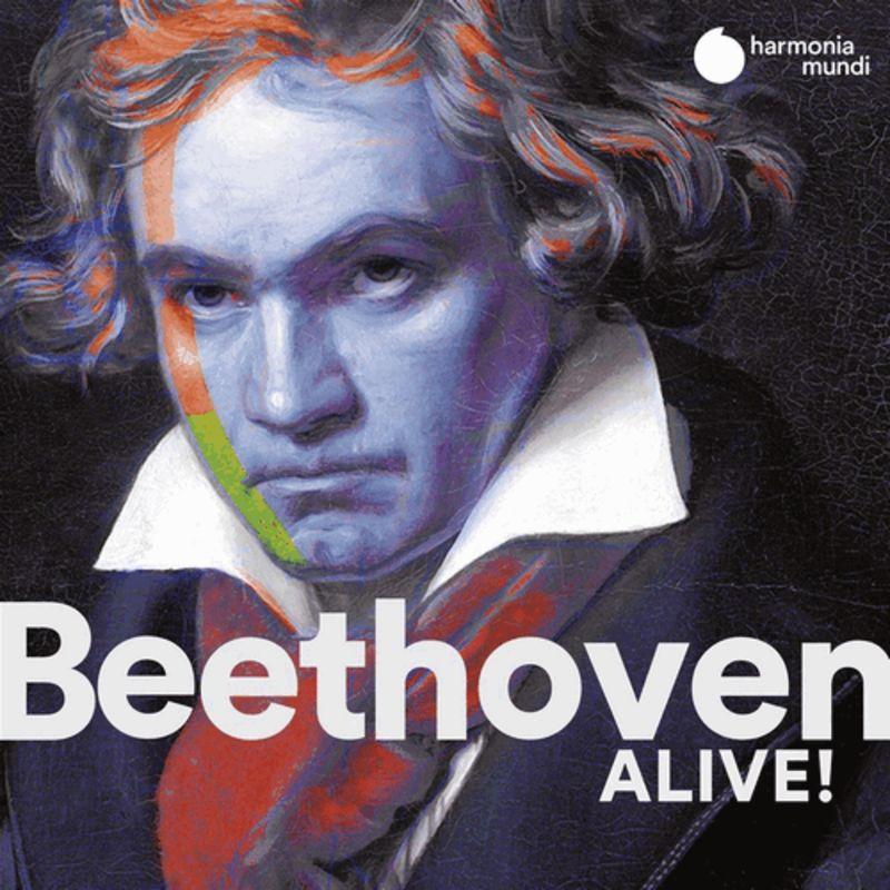 BEETHOVEN ALIVE (2 CD)
