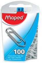 Cjta / 100 Clips Galvanizados R: 320011 -