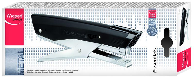 Grapadora Pinza Essential Metal 24 / 6 26 / 6 -