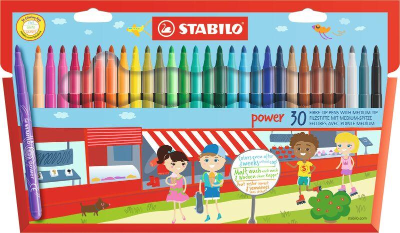 EST / 30 STABILO POWER R: 2803001