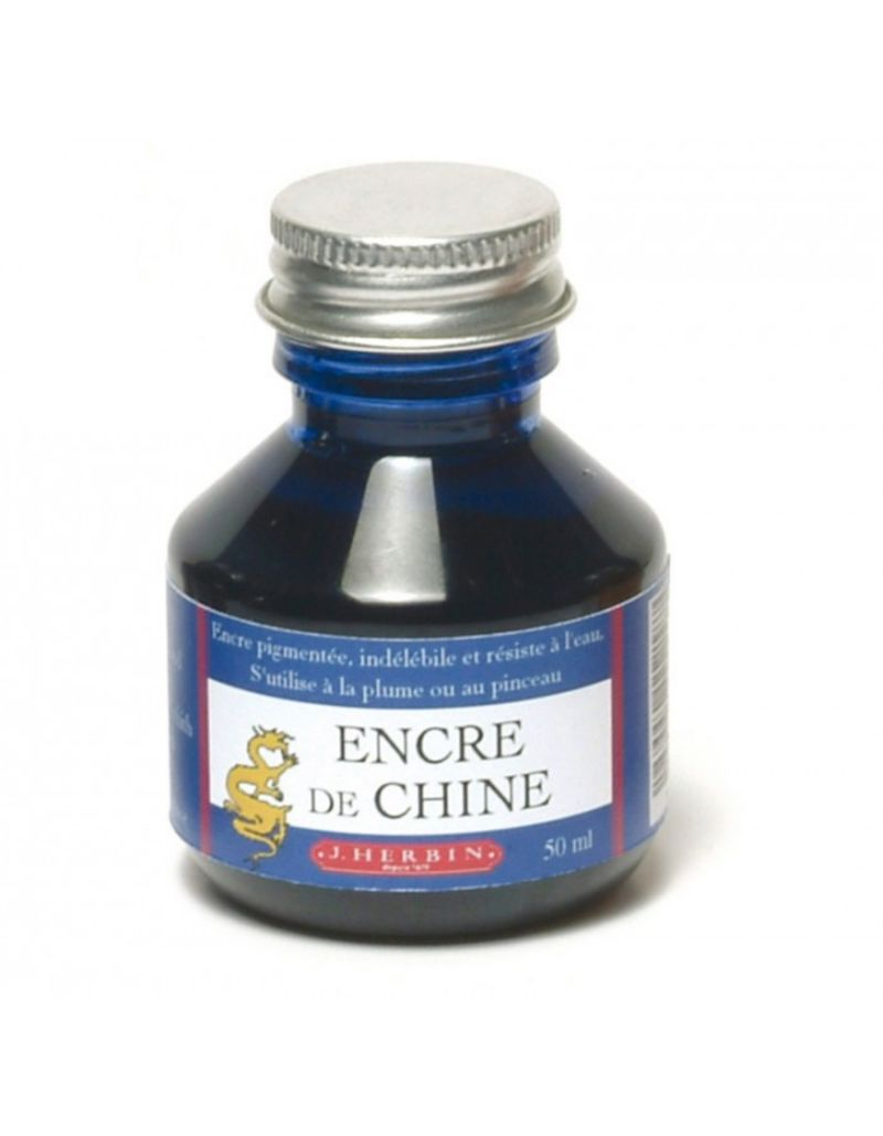 LALO * TINTA CHINA 50ml AZUL R: 11218T
