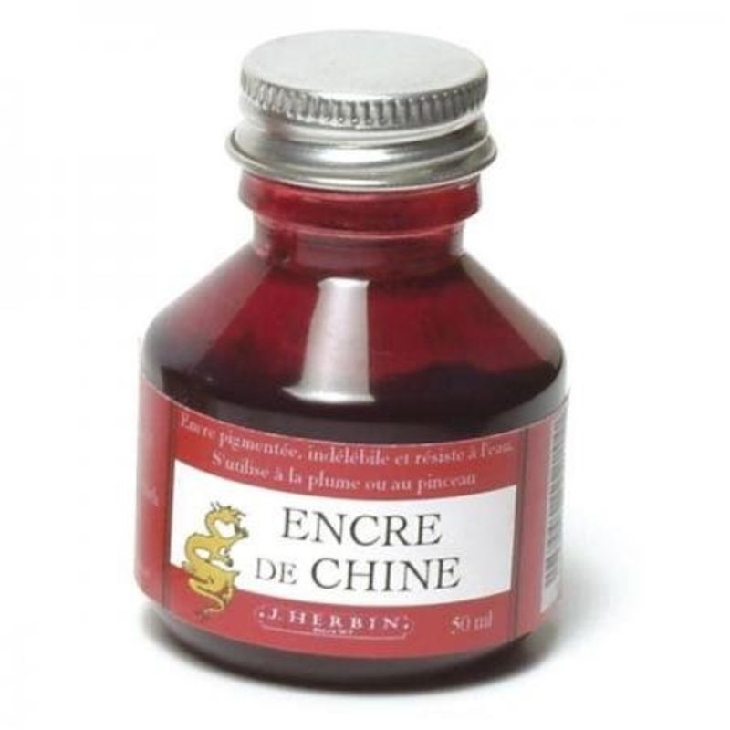 LALO * TINTA CHINA 50ml ROJO R: 11220T