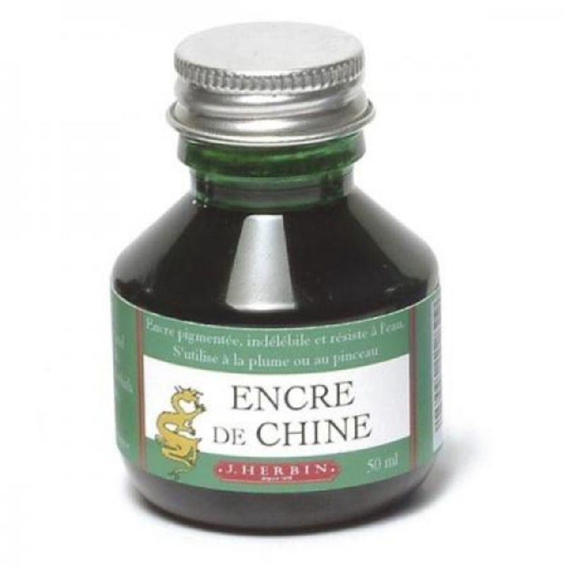 LALO * TINTA CHINA 50ml VERDE R: 11230T