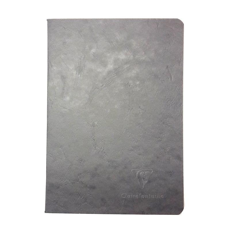 AGE BAG * LIBRETA GRAP. HORIZ. GRIS 14, 8X21 96H R: 733165C