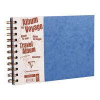 Age Bag * Album Viaje A4 Azul R: 781064c -