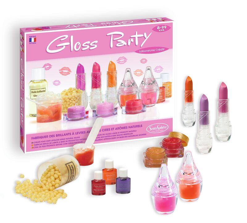 fiesta gloss * crea pinta labios r: 075257 -