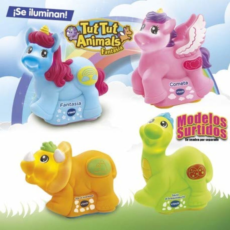 TUT TUT ANIMALS FANTASIA SURTIDO