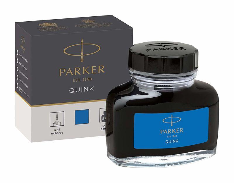 Frasco Tinta Parker Quink Azul Lavable R: 1950377 -