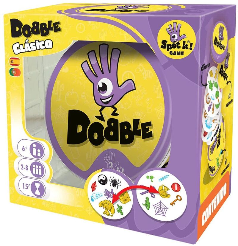 DOBBLE R: DOB01ES