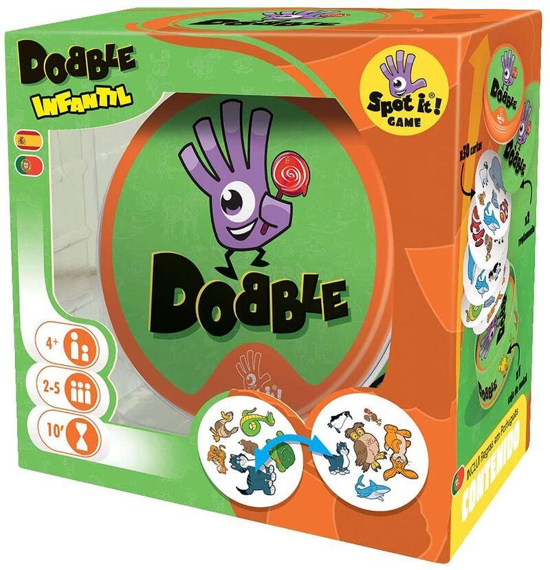 DOBBLE KIDS R: DOB03ML
