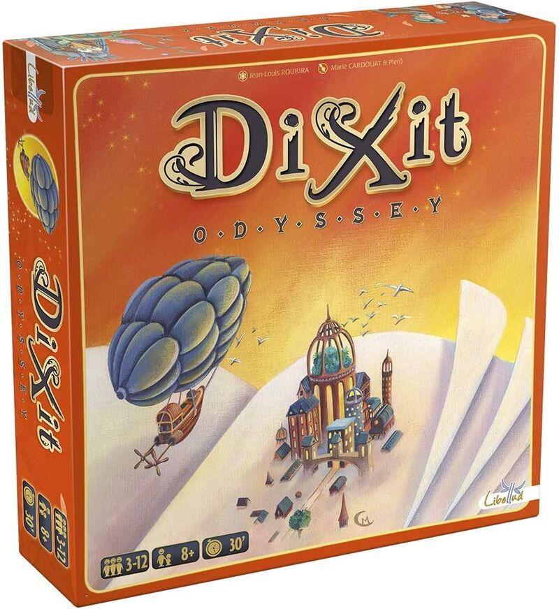 Dixit Odyssey R: Dix03ml1 -