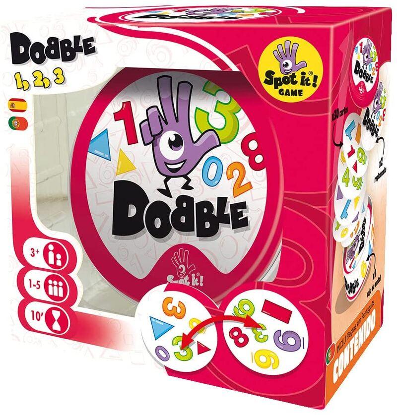 Dobble Formas Y Numeros R: Dob06ml -