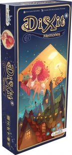 DIXIT 6 - MEMORIES R: DIX08ML
