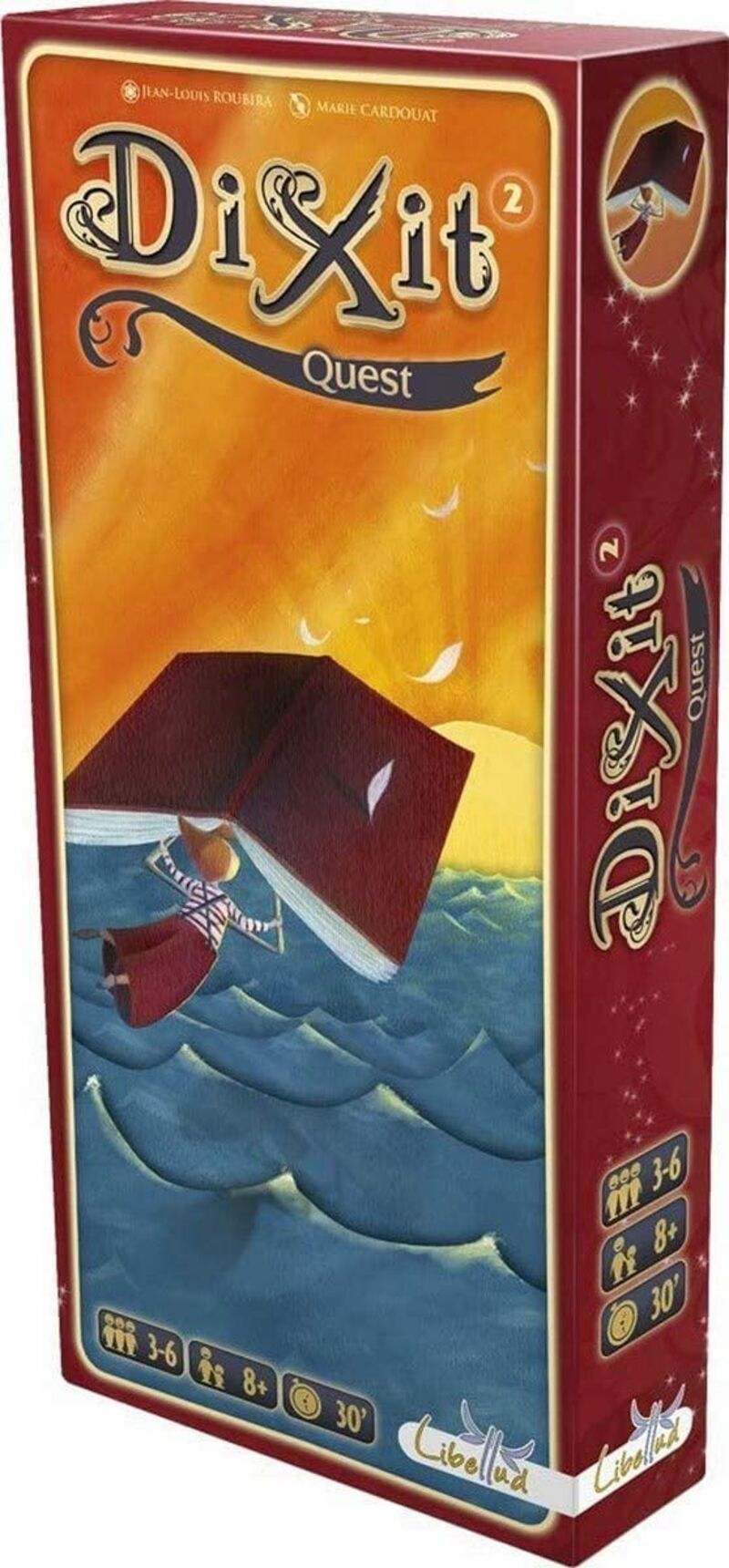 DIXIT 2 - QUEST R: DIX02ML4