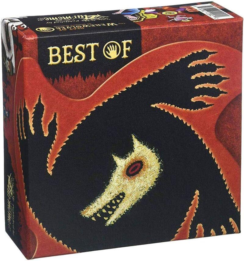 BEST OF. .. HOMBRES LOBO DE CASTRONEGRO R: LOB06ES