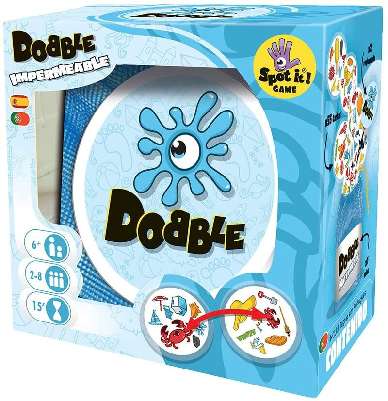Dobble Beach R: Asdo0007 -