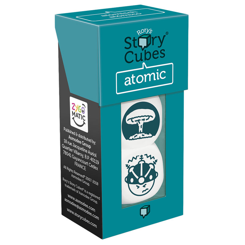 STORY CUBES ATOMICO