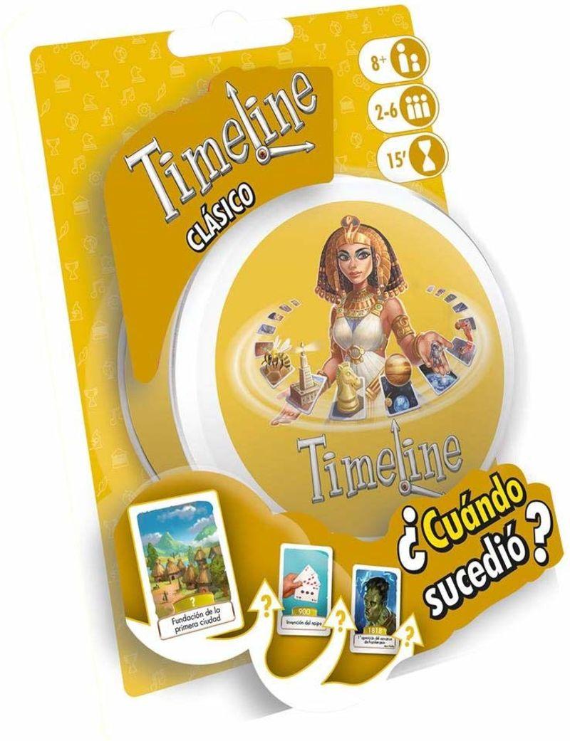 TIMELINE: CLASICO