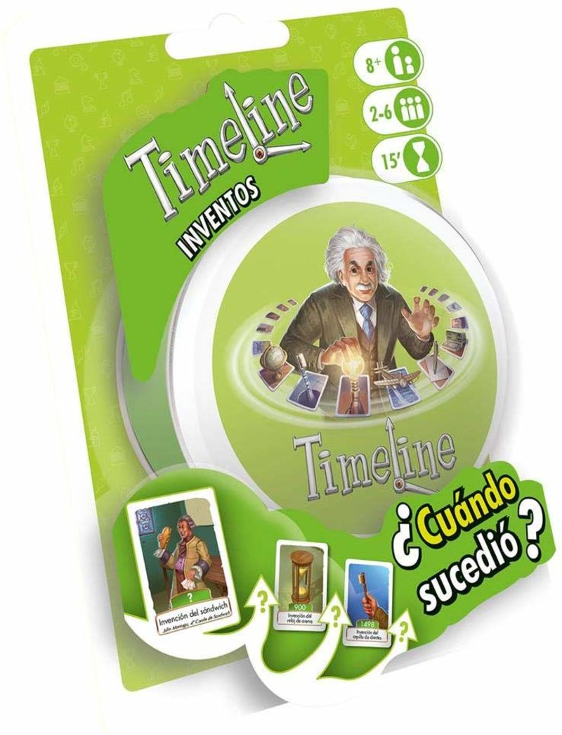 TIMELINE: INVENTOS