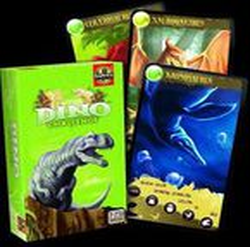 Dino Challenge Caja Verde R: Din01es -