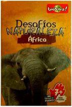 Desafios Naturaleza - Africa R: Des07es -