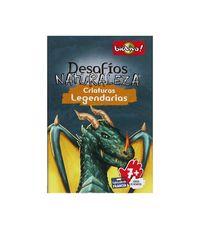 DESAFIOS NATURALEZA: CRIATURAS LEGENDARIAS R: DES17ES