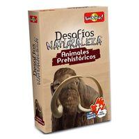 DESAFIOS NATURALEZA - ANIMALES PREHISTORICOS R: BINC0018