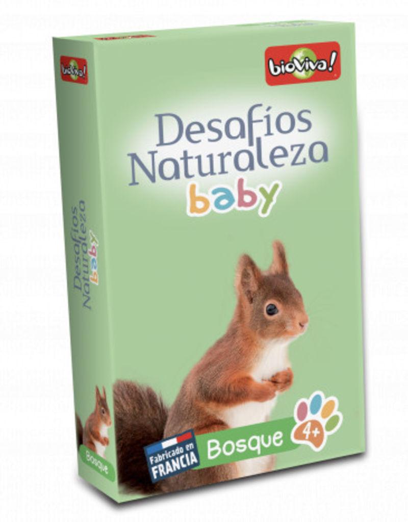 DESAFIOS NATURALEZA - BOSQUE