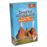 DESAFIOS NATURALEZA - EL INCREIBLE PLANETA TIERRA R: BINC0019