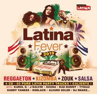 LATINA FEVER 2019 (4 CD)