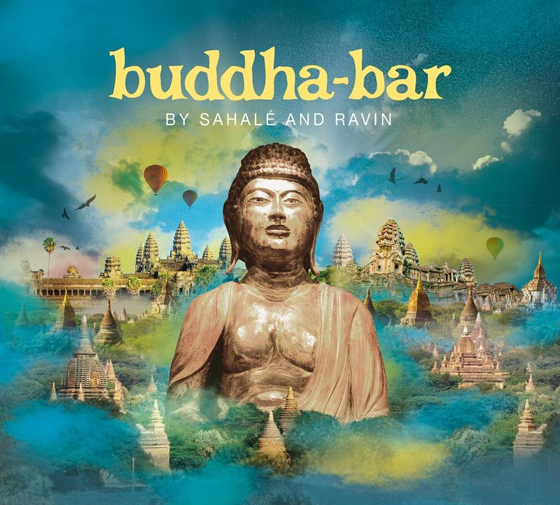 BUDDHA BAR PRESENTS SAHALE (2 CD)