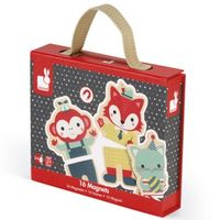 16 ANIMALES MAGNETICOS BABY FOREST R: 08508015