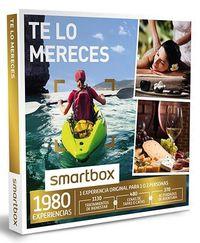 Smartbox Te Lo Mereces (esu080e1812p) - Aa. Vv.