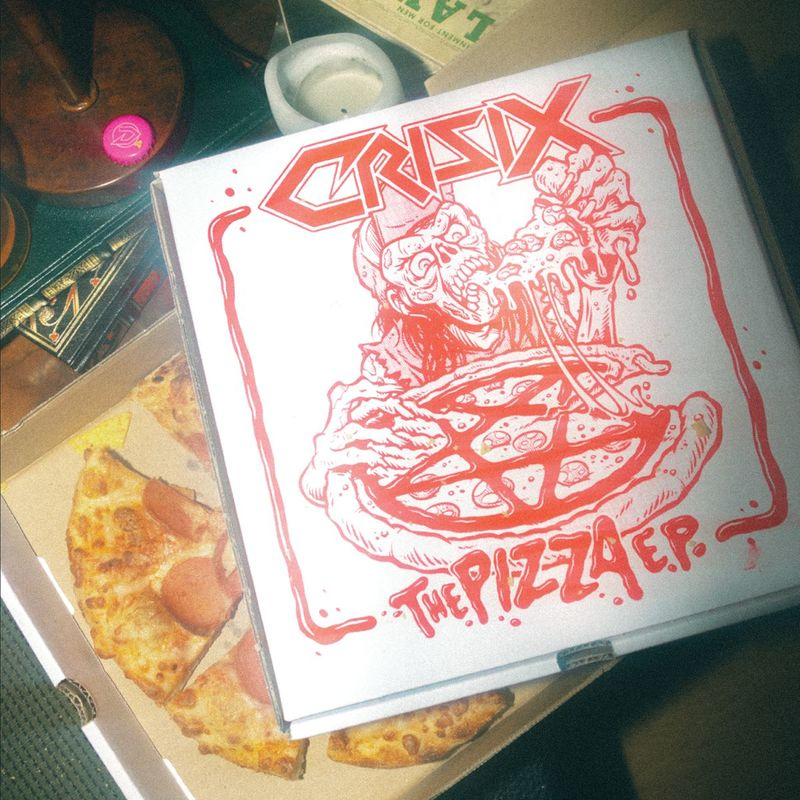 THE PIZZA (EP)
