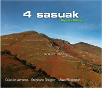 4 Sasuak * Vivaldi*mellits - Quatour Arranoa