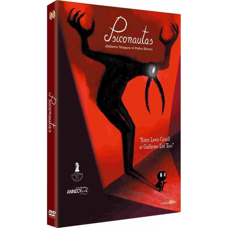 PSICONAUTAS (DVD) (FRANCIA)