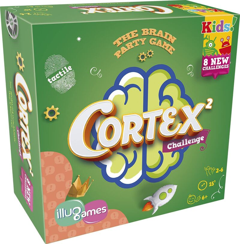 CORTEX KIDS 2 R: CMCOKI02