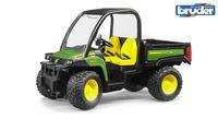 John Deere Gator Xuv 855d R: 02491 -