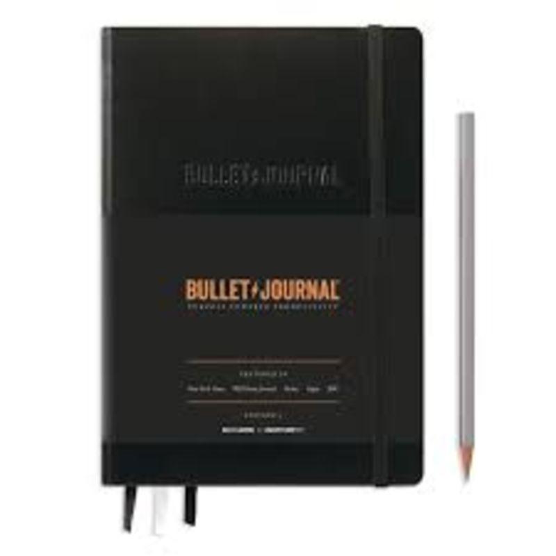 BULLET JOURNAL EDIT MEDIUM A5 BLACK