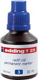 TINTA EDDING FCO. 25CC AZUL R: T2503